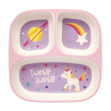Load image into Gallery viewer, Sunnylife Eco Kids Plate | Stardust
