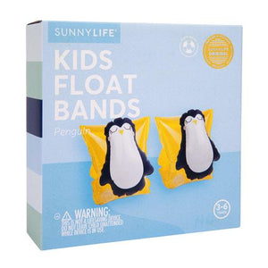 Sunnylife kids Float Bands | Penguin