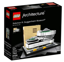 Load image into Gallery viewer, LEGO Architecture Solomon R. Guggenheim Museum®