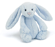 Load image into Gallery viewer, Jellycat Bashful Blue Bunny Medium