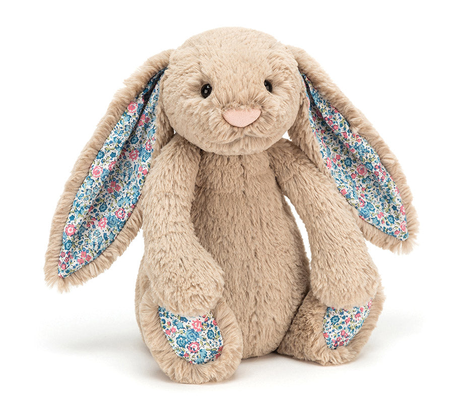 Jellycat Blossom Bashful Beige Bunny Small One Country Mouse Kids, Kids Store, Yamba Kids