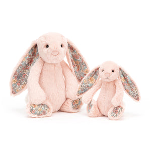 Jellycat Blossom Bashful Blush Bunny Small One Country Mouse Kids, Kids Store, Yamba Kids