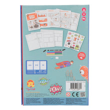 Load image into Gallery viewer, Tiger Tribe Comic Book Kit - Practice. Plan. Create. One Country Mouse Kids