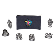 Load image into Gallery viewer, Tiger Tribe Fashion Designer - Pencil Case One country Mouse Kids
