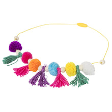 Load image into Gallery viewer, Jewellery Design Kit | Tassels and Pom Poms