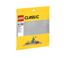 Load image into Gallery viewer, LEGO Classic GREY Baseplate