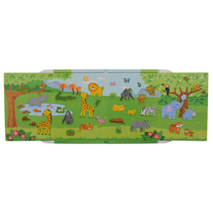Tiger Tribe Activity Sets Magna Carry - In the Jungle In the Jungle One Country Mouse Kids
