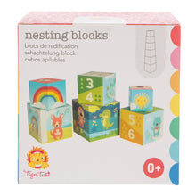 Load image into Gallery viewer, Tiger Tribe Nesting Blocks - Gumtree Buddies One country Mouse Kids