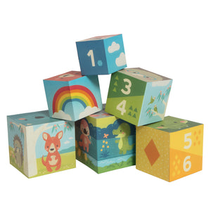 Tiger Tribe Nesting Blocks - Gumtree Buddies One country Mouse Kids