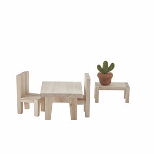 Olliella Holdie Dining Set  Olli Ella One Country Mouse Kids