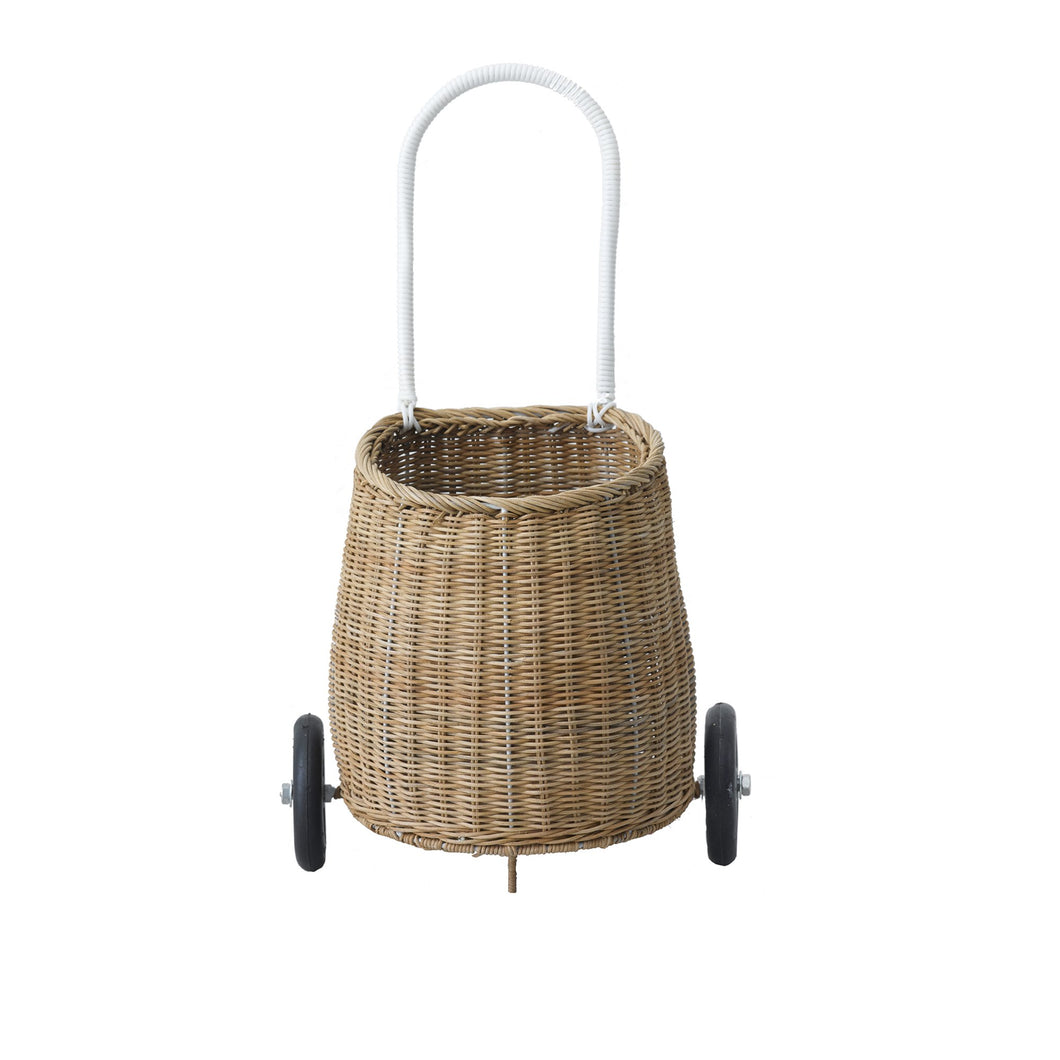Olliella Luggy Basket | Natural One Country Mouse Kids