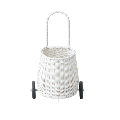 Olliella Luggy Basket | White One Country Mouse Kids