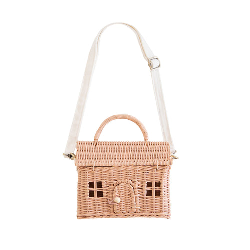 Olliella Casa Bag | Rose One Country Mouse Kids