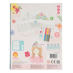 Tiger Tribe Paper Crowns - Princess Gems One country Mouse Kids