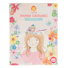 Load image into Gallery viewer, Tiger Tribe Paper Crowns - Princess Gems One country MOuse Kids