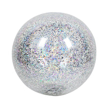Load image into Gallery viewer, Inflatable Beach Ball | Glitter
