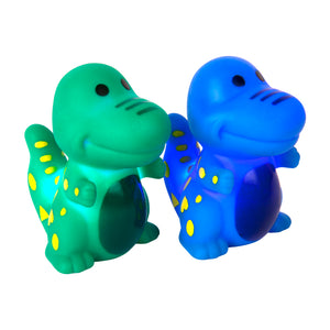 Sunnylife Australia, Sunnylife kids, Dino Bath Lights Set of 2, Bath time fun, bath toys, One Country Mouse Kids Yamba