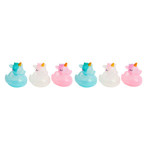 Sunnylife Australia, Sunnylife kids, Unicorn Bath Squirters Set of 6, Bath time fun, bath toys, One Country Mouse Kids Yamba
