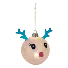 Load image into Gallery viewer, Reindeer Festive Bauble, Christmas Decoration, Sunnylife Australia, One Country Mouse Kids Yamba, Sunnylife Kids,