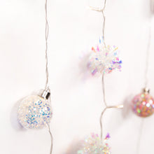 Load image into Gallery viewer, Sunnylife Australia, One Country Mouse Kids Yamba, Sunnylife Kids, Bauble String Lights Holographic