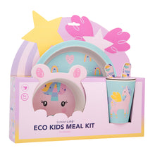 Load image into Gallery viewer, Eco Kids Meal Kit | Enchanted, Sunnylife Australia, One Country Mouse Kids Yamba, Sunnylife Kids