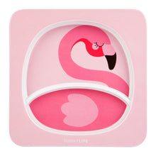 Load image into Gallery viewer, Kids Plate | Flamingo