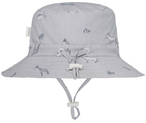 Toshi Sunhat Creatures Hank's, Baby and Children's Headwear/Hats and Accessories One Country Mouse Kids