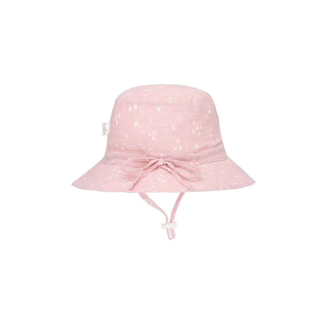 Toshi Sunhat Milly Blush, Baby and Children's Headwear/Hats and Accessories One Country Mouse Kids