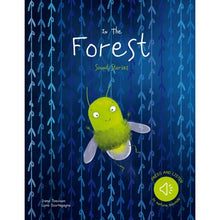 Load image into Gallery viewer, Sassi Books - Sound Book - Into the Forest