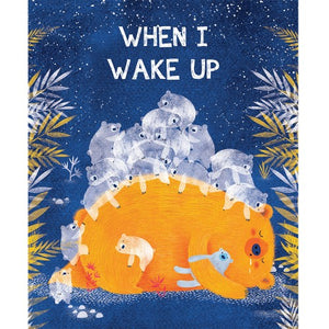Sassi Books - Story and Picture Book - When I Wake Up