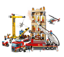 Load image into Gallery viewer, LEGO City Downtown Fire Brigade