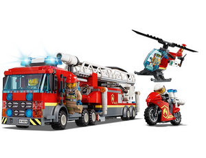 LEGO City Downtown Fire Brigade