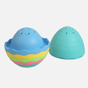 Tiger Tribe Stack and Pour - Bath Egg OneCountry Mouse Kids Yamba