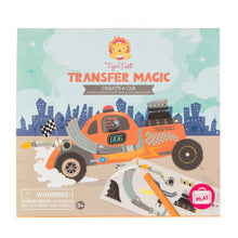 Load image into Gallery viewer, tiger Tribe Transfer Magic - Create A Car
