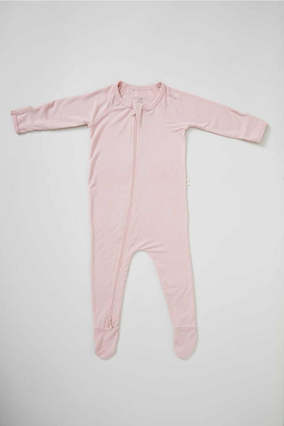 Baby Long Sleeve Onesie | Rose