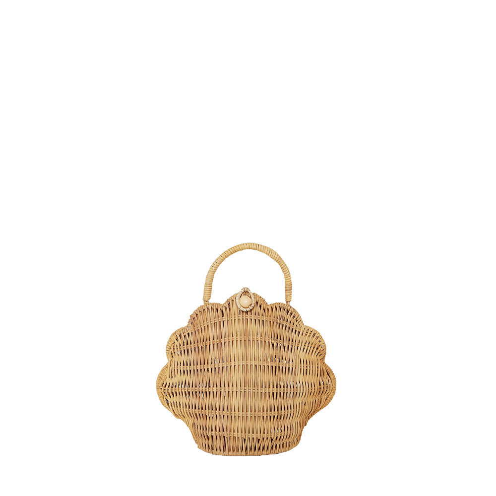 Shell Bag | Straw