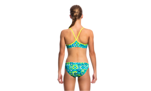 Racerback Two Piece | Lime Light