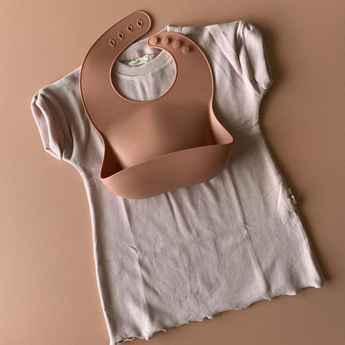 Rommer co Baby Silicone Bib