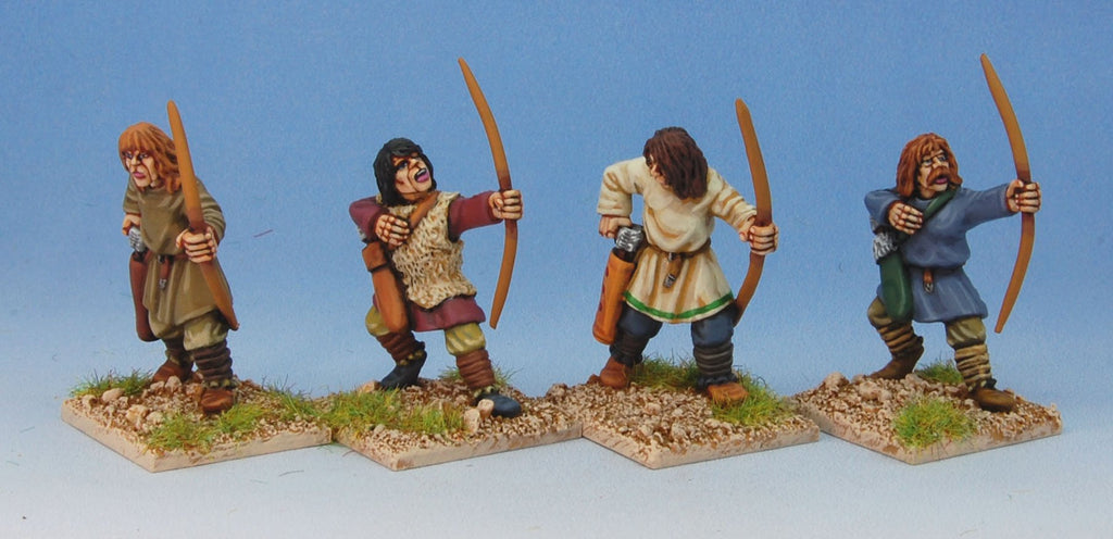 28mm Early Saxon Archers