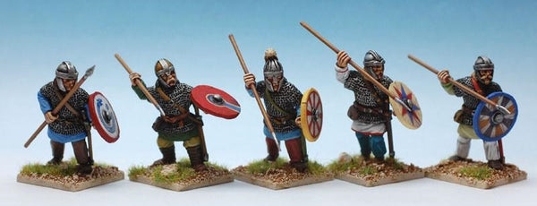 28mm Goth Heavy Infantry