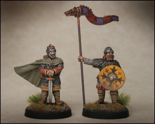 28mm Alfred the Great