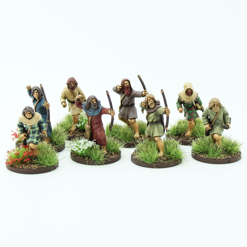 28mm Pict/Scots Archers