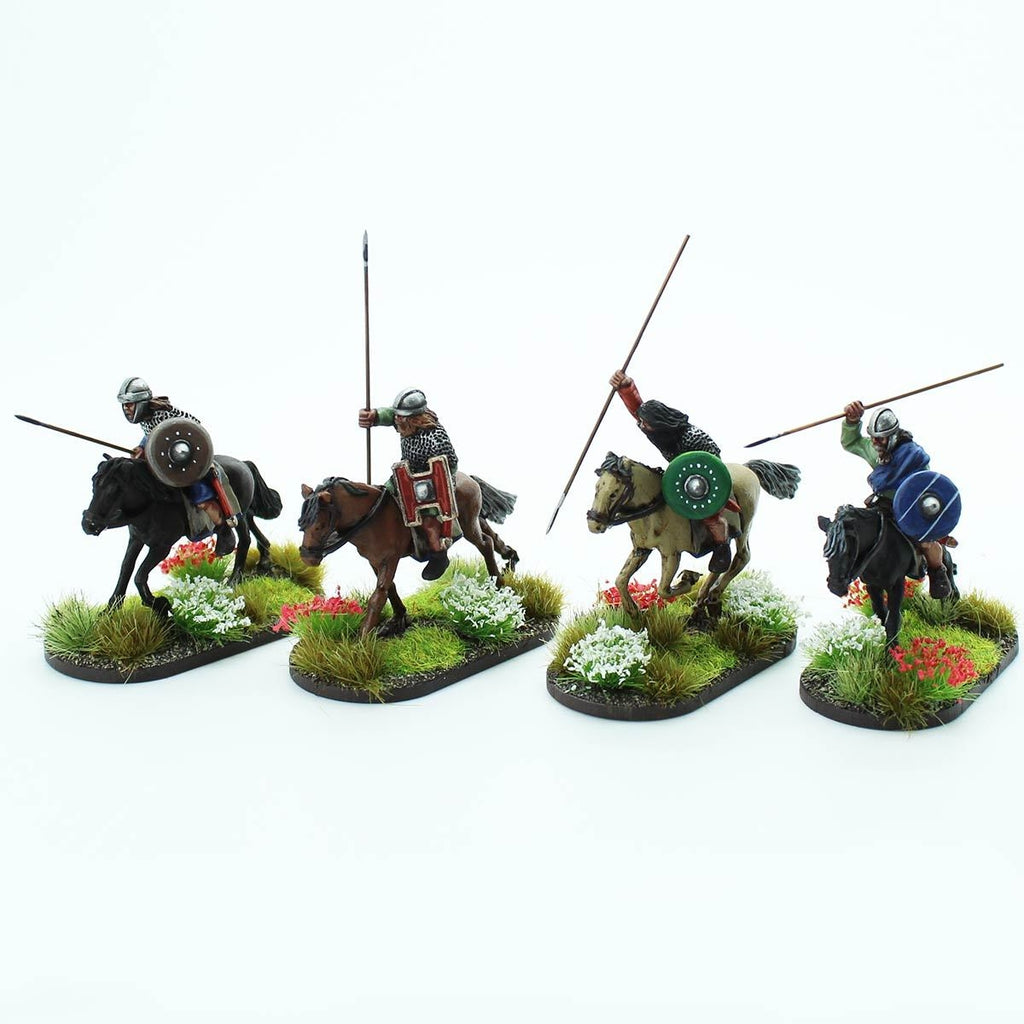 28mm Pict/Scots Noble Cavalry