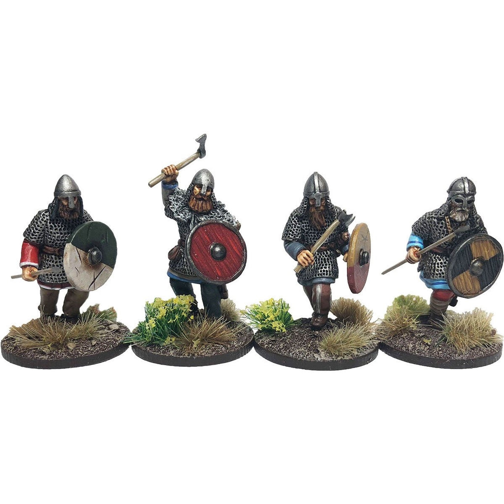 28mm Viking Hirdmen 1