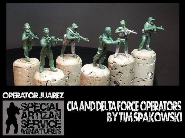 28mm CIA Juarez Operators