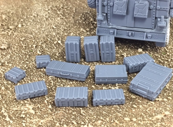 28mm Equipment Containers
