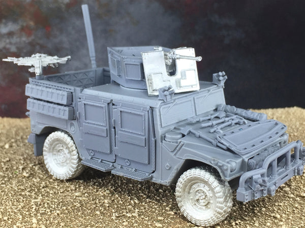 28mm Modern HMV Operator Upgrade Kit