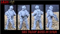 28mm Modern SBS Troop Boss