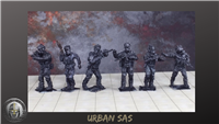 28mm Modern Urban SAS