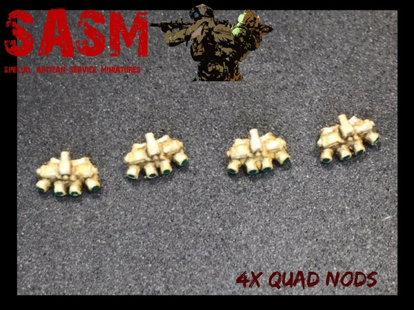 28mm Quad Nods